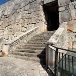 Alatri - Acropoli: Porta Maggiore