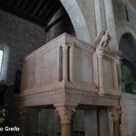 Amaseno - Santa Maria Assunta: il pulpito