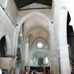 Amaseno - Santa Maria Assunta: navata centrale