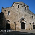 Anagni - Cattedrale: la Facciata