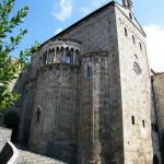 Anagni - Cattedrale: le Absidi ed il Transetto