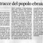 Il Messaggero Frosinone (29 settembre 2013)
