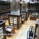 Veroli - Abbazia di Casamari: Biblioteca