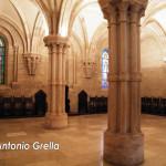 Veroli - Abbazia di Casamari: Sala Capitolare