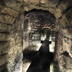 Veroli - Sostruzioni Foro Romano (Criptoportico)